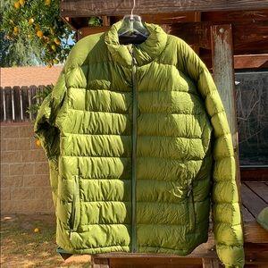 MARMOT thin puffy jacket